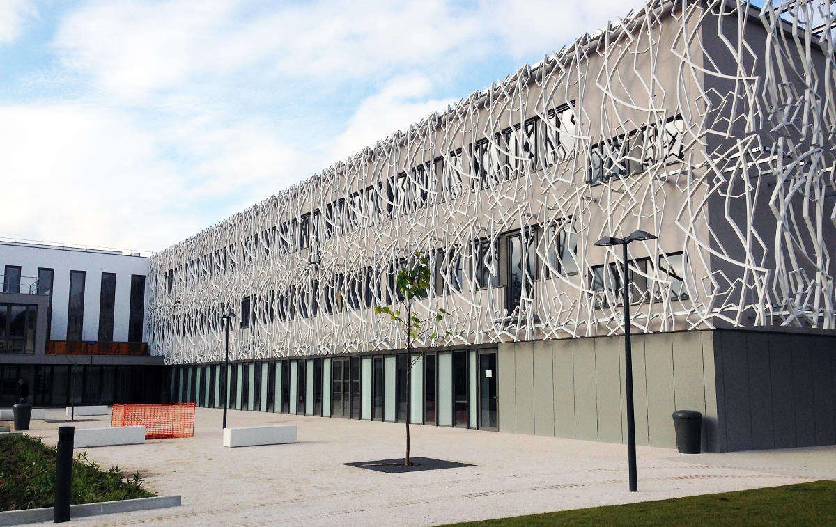 Lycée Henri Matisse - Trappes