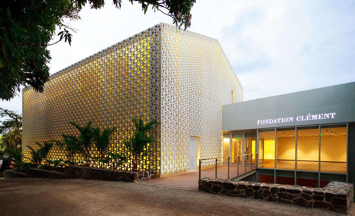 Fondation Clément - Le François - Martinique