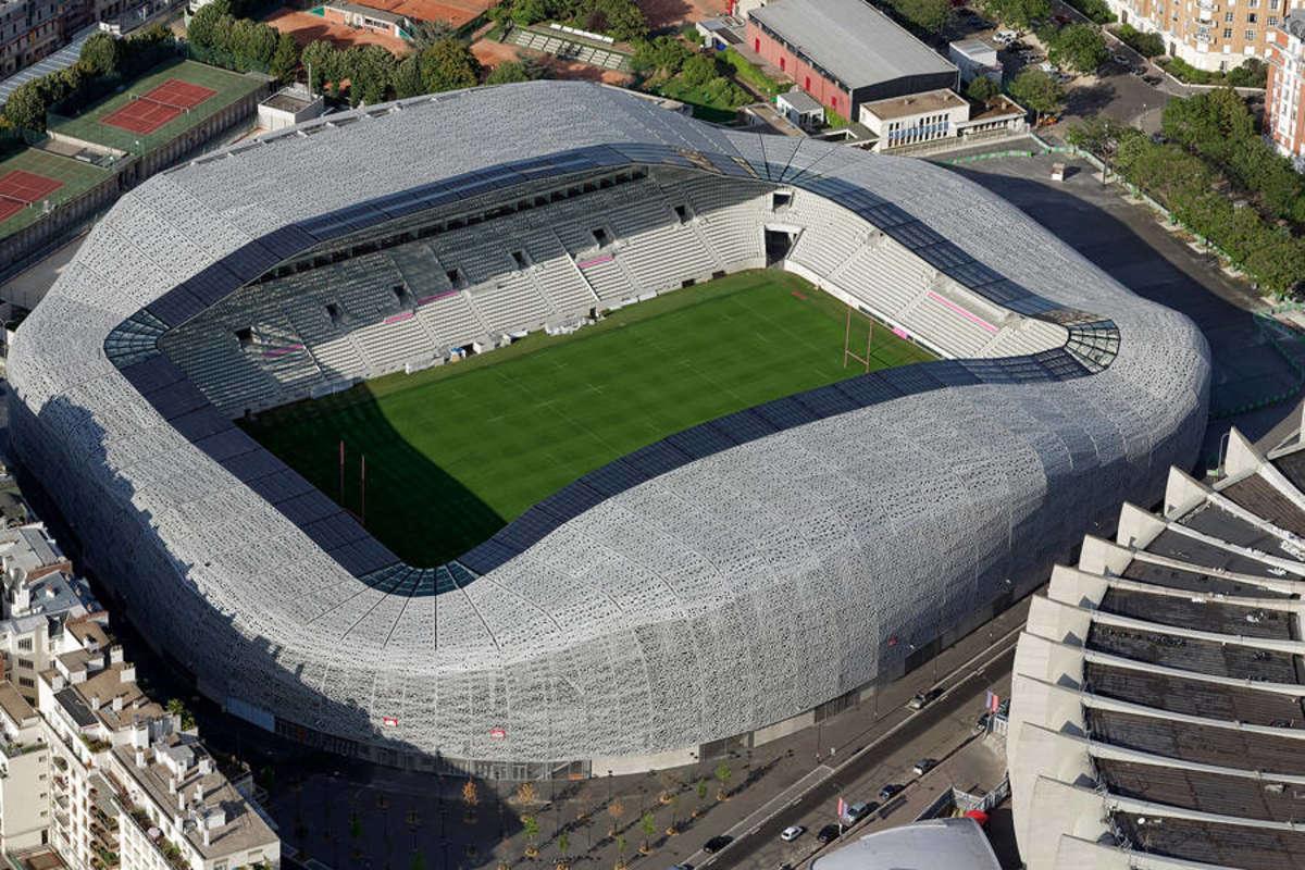 Stade Jean-Bouin - Paris