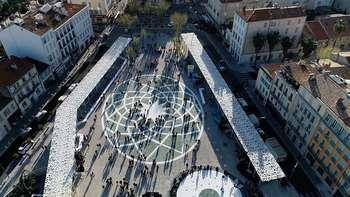 Vignette de la réalisation Place Clémenceau